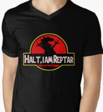 Halt I am Reptar - Jurassic Park T-Shirt