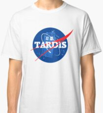 TARDIS - Doctor Who Classic T-Shirt