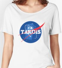 TARDIS - Doctor Who Women's Relaxed Fit T-Shirt