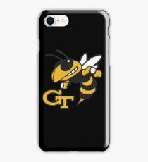 Georgia Tech Yellowjackets iPhone Case/Skin