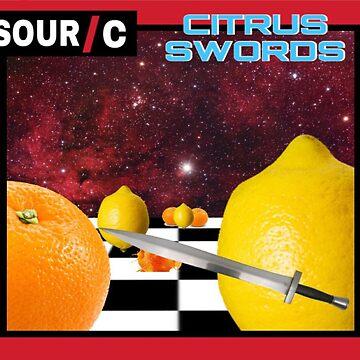 Citrus Swords by loloman23