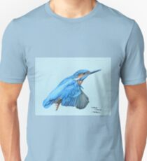 A Flying Kingfisher Unisex T-Shirt