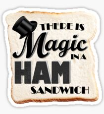Magic Sandwich Sticker