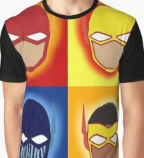 4 Speedsters Graphic T-Shirt