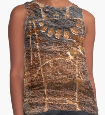 McConkie Ranch Petroglyphs - Dry Fork Canyon - Vernal - Utah Contrast Tank