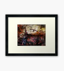 Dragon Realms VII Framed Print