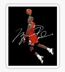 Michael Air Jordan - Supreme Sticker