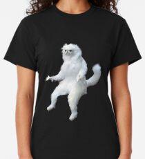 Persian Cat Room Guardian Meme Classic T-Shirt