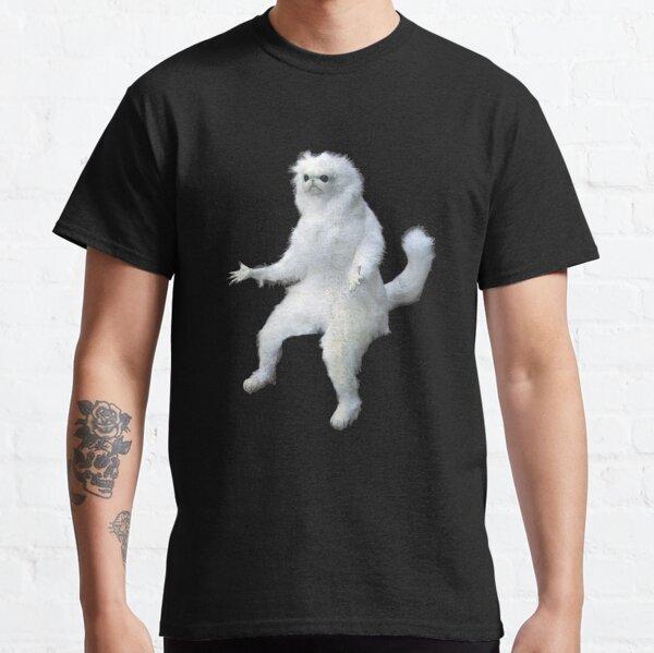 Chambre de chat persan Meme Guardian T-shirt classique