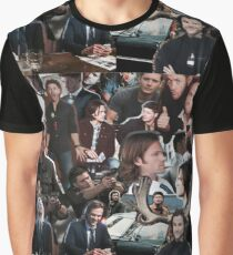 Sam and Dean - Supernatural Graphic T-Shirt
