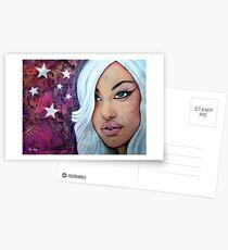 X-Woman Cartes postales