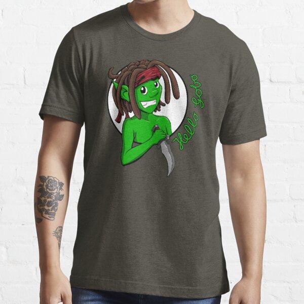 Hello Gobo Essential T-Shirt
