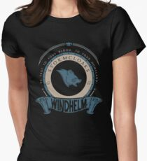 Stormcloaks - Windhelm Womens Fitted T-Shirt