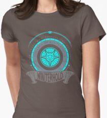 College of Winterhold - Winterhold Womens Fitted T-Shirt