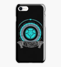 College of Winterhold - Winterhold iPhone Case/Skin