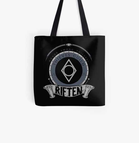 Thieves Guild - Riften All Over Print Tote Bag
