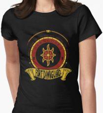 Dawnguard - Fort Dawnguard Womens Fitted T-Shirt