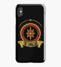 Dawnguard - Fort Dawnguard iPhone Case/Skin