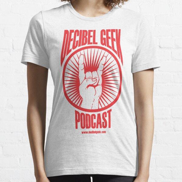 DBG Boxer Red Logo Essential T-Shirt