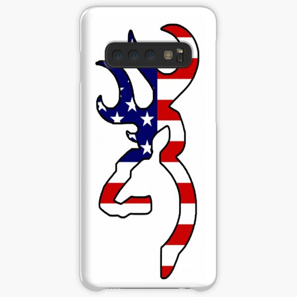 American Flag - Browning Samsung Galaxy Snap Case