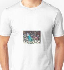 Balboa Bike Rack Unisex T-Shirt