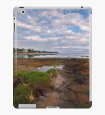 Low Tide at Rickett's Point, Beaumaris iPad Case/Skin