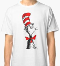 Cat in the hat II Classic T-Shirt