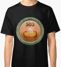 Glitch Achievement egg poacher Classic T-Shirt