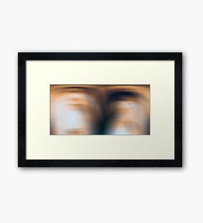 Changes Framed Print