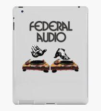 Federal Bongo iPad Case/Skin
