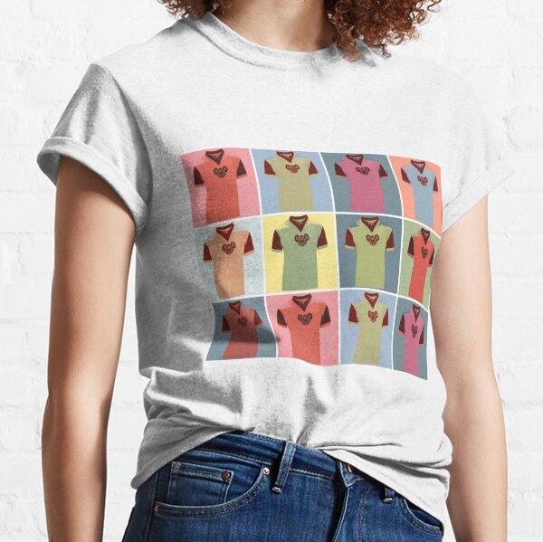Half Man Half Biscuit - Dukla Prague Away Kit Classic T-Shirt