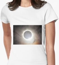 Celestial Moment Women's Fitted T-Shirt