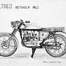 Bultaco Metralla 200cc 1962 by Paul Gilbert