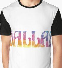 DALLAS TIE DYE Graphic T-Shirt