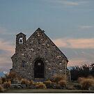 The Church of the Good Shepherd  by Lorraine Creagh