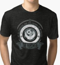 Brotherhood of Steel - The Prydwen Tri-blend T-Shirt