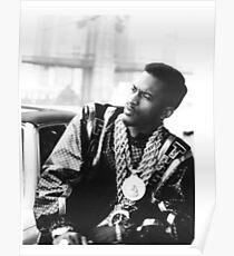 Póster Rakim - Old School Hip Hop - CABRA