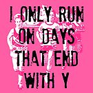 Running Days by EvePenman