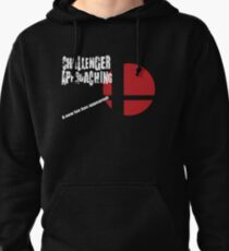 Super Smash Bros: Challenger Approaching! (3DS Style) Pullover Hoodie
