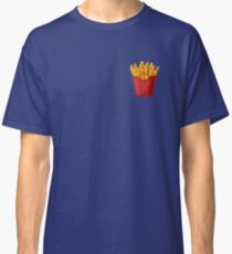 French Fries Graphic Classic T-Shirt