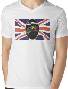 GOD SAVE THE BEES Mens V-Neck T-Shirt