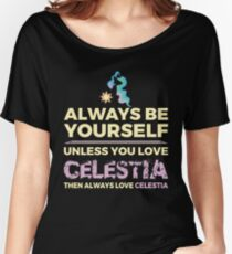Always Love Celestia Women's Relaxed Fit T-Shirt