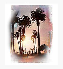 I'm going going, back back, to Cali Cali Photographic Print