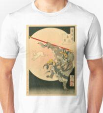 Jade Rabbit and Sun Wukong (The Monkey King). Unisex T-Shirt