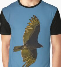 Cathartes Aura - Turkey Vulture | Orient Point, New York Graphic T-Shirt