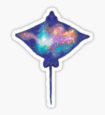 Galaxy Ray Sticker