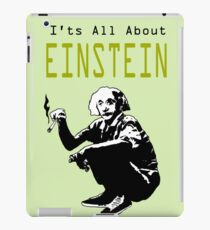 It's All About Scientists  iPad Case/Skin