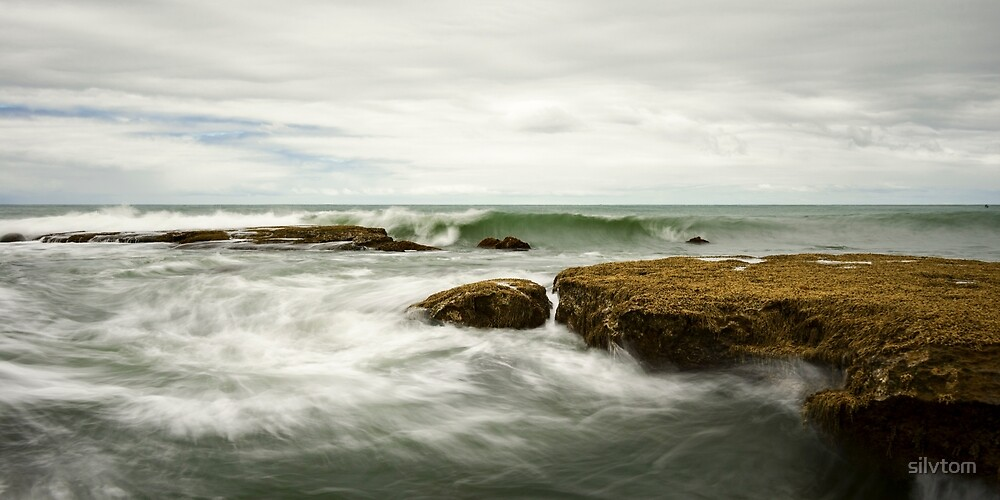 Jan Juc Beach by Silvia Tomarchio