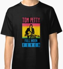 Tom Petty - Full Moon Fever Classic T-Shirt