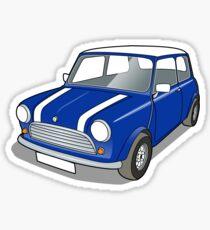 Classic Mini #3 Sticker